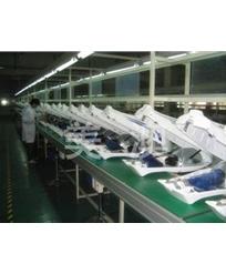 东莞LEDFUN88体育生产车间